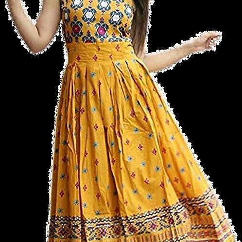 Women's Kurta Dress - Rayon Straight Fit - RO