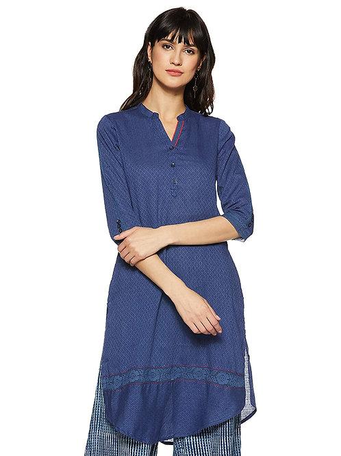 Women's Kurta - Cotton A-Line Fit - RR