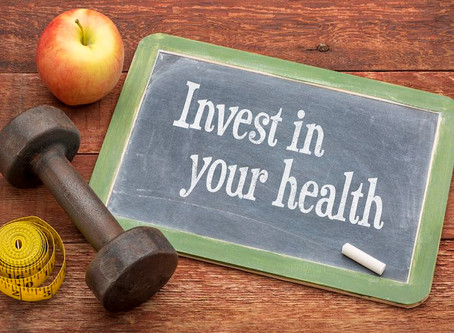 Investing is a Results Based Business.  Your Health is No Different.
