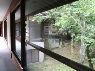 ハートランドヒルズ12「数寄屋造りの家」オープン!その3大きな庭を眺めながら