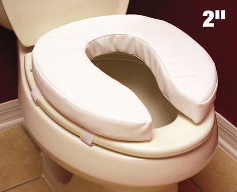 Toilet Seat Padding