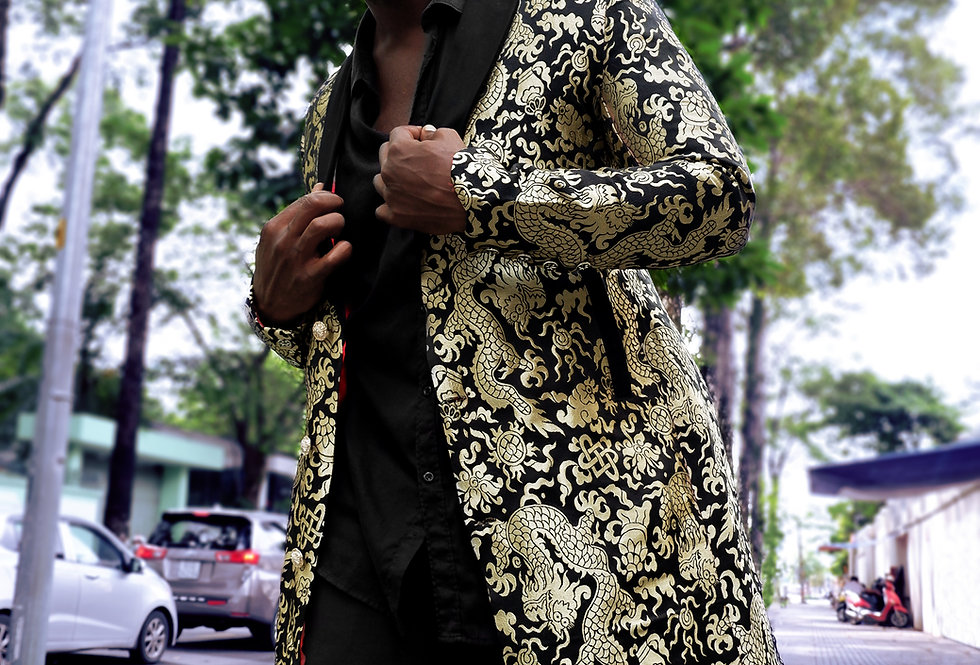 Royal Assassin Long Coat