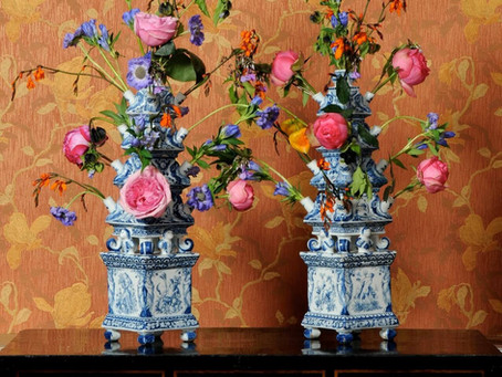 The Colourful History of Blue and White Ceramics