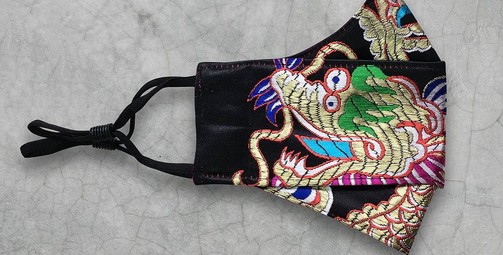 Dragon's Roar Face Mask