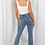 Thumbnail: Bell Bottomed Panelled Flare Jeans