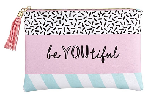 Sass and Belle Be YOU tiful Pouch