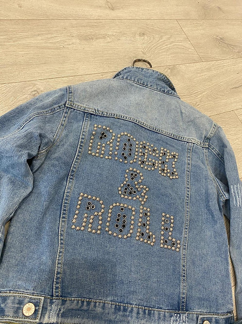 Rock and Roll Denim Jacket