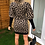 Thumbnail: AX Paris Stone Geo High Neck Jumper Dress