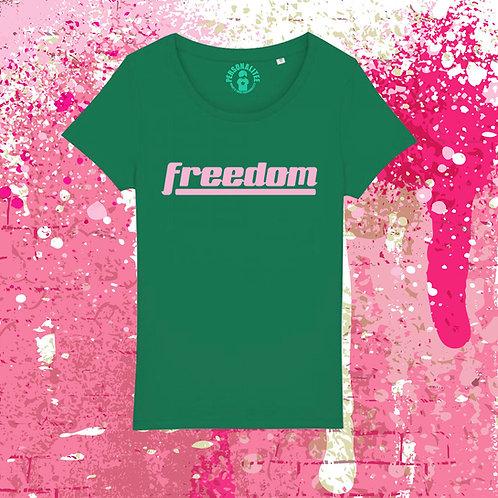 PersonaliTee Freedom Organic Tee