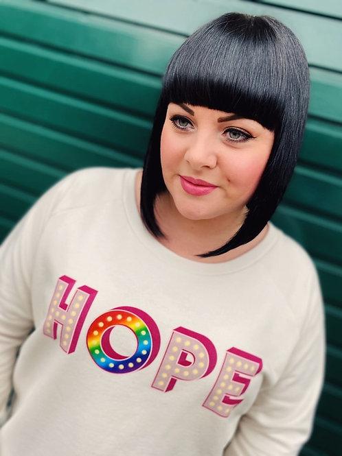 Hope Organic Cotton Sweatshirt