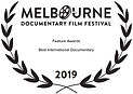 Melbourne Doc Best International Documen