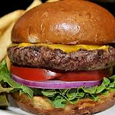 Burger Dishes