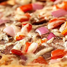 Donair Pizza