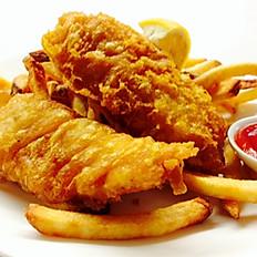 Fish & Reg Fies or Home Fries
