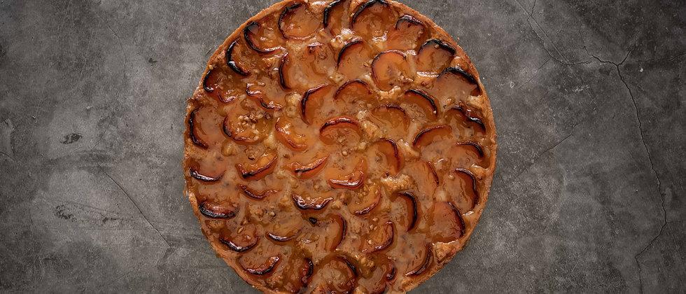 Sablé Abricots Crème de Noisettes