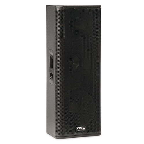 QSC KW153 3WAY Speaker Rental By The Party Rescue