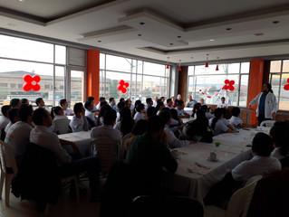 Celebración Amor y Amistad Bogotá