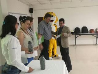 Nuestros Lideres en Misión en Bucaramanga