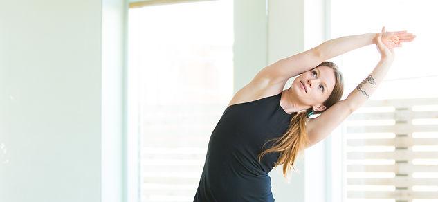 Kimberly Greeff Yoga Evolve Yoga