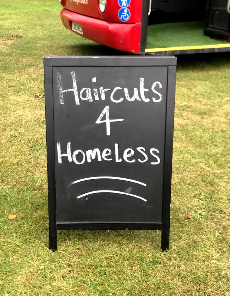 Free Festival for the Homeless