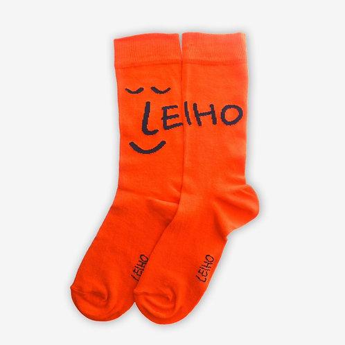 Orange You Kind Bamboo Socks