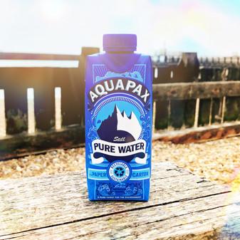 Aquapax: The Water We Distribute