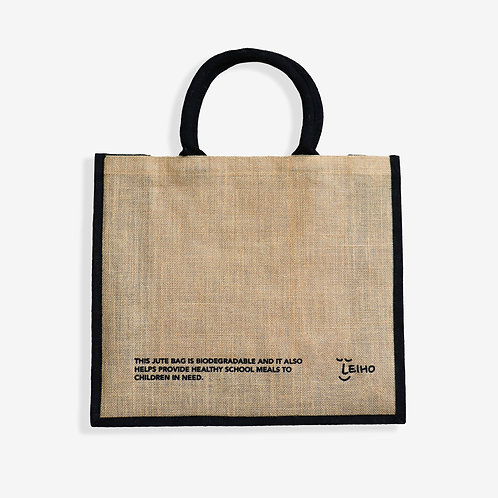 Natural Jute for You Bag