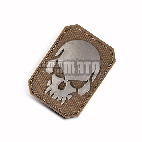Patch PVC Skull Coyote