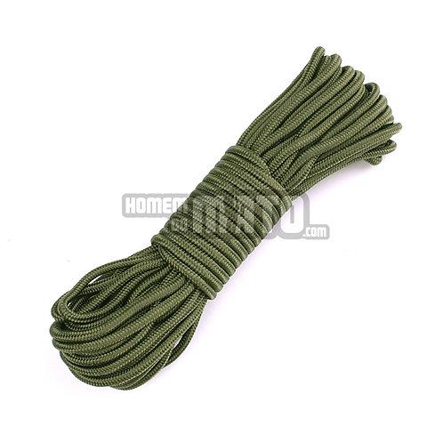 Corda 5mm, 15m, Verde
