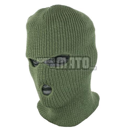 Balaclava Commando Verde