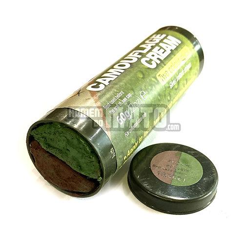 Stick Camuflagem Castanho/Verde