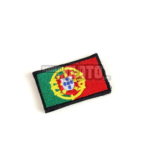 Bandeira Velcro Portugal Cores 3x5
