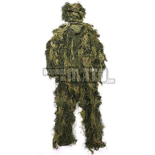 Ghillie Suit, Woodland