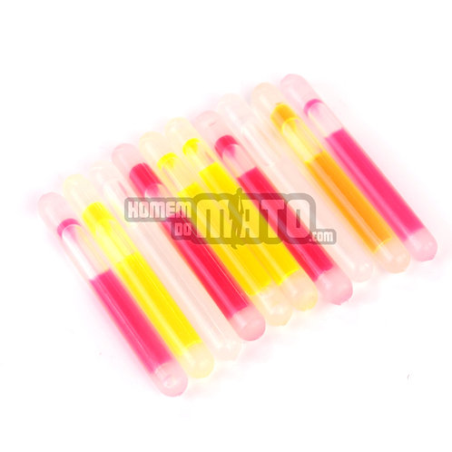 Mini Light stick, 50x6mm, 10 unidades