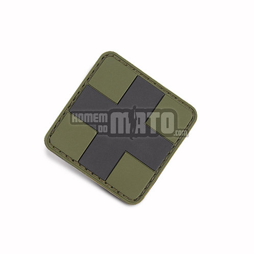 Patch PVC First Aid Verde