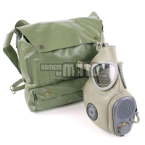 Máscara de Gás, M10 M, Checo