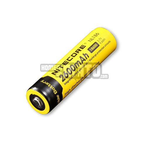 Bateria Nitecore 18650 2600 mAh