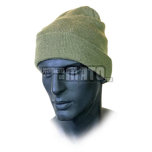 Gorro Verde 100% Lã
