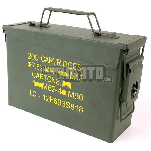 Caixa de Munições Cal. 30mm