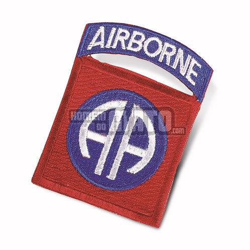 Bordado US 82ND Airborne