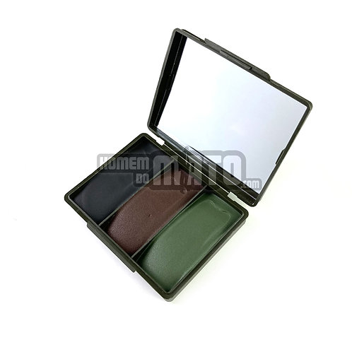 BCB Kit Camuflagem 3 cores com espelho