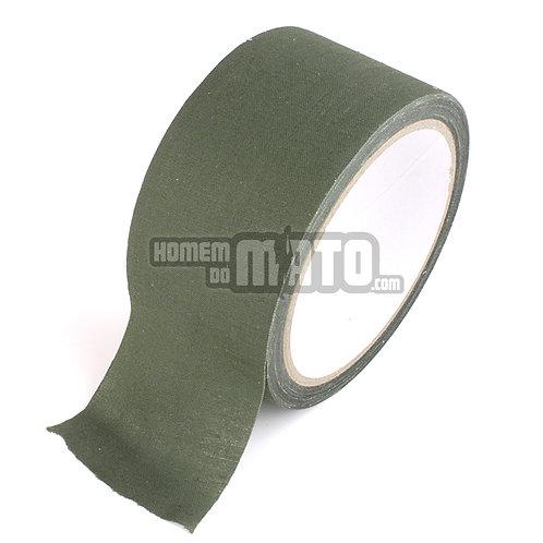 Fita adesiva de tecido, Verde