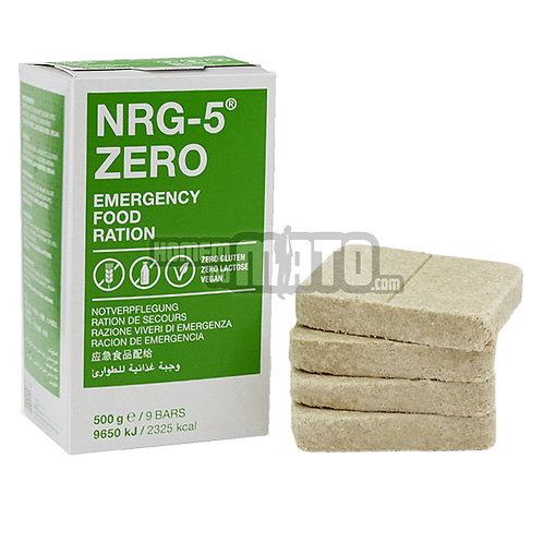 NRG-5 ZERO Ração de Emergência