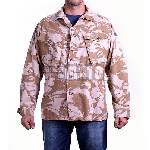 Camisa Militar, DPM Desert, Inglês