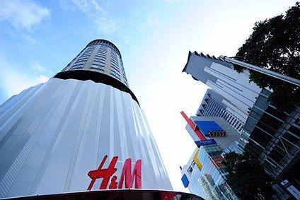 H&M and Zara top European multichannel retailers
