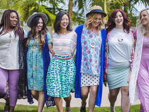 Inside one of the fastest-growing clothing companies that's making some millennial moms rich
