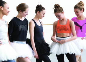 Puma signs on as New York City Ballet's activewear partner