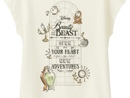 Uniqlo Partners With Disney on 'Beauty and the Beast' Collection
