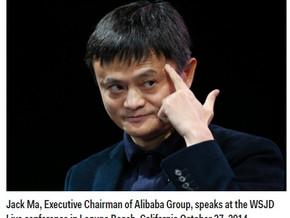 Alibaba CEO: Falling demand from Western countries is pushing Chinese firms to look inward