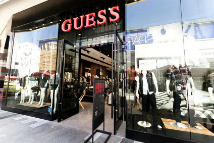 Guess four-point plan to drive profit in Americas